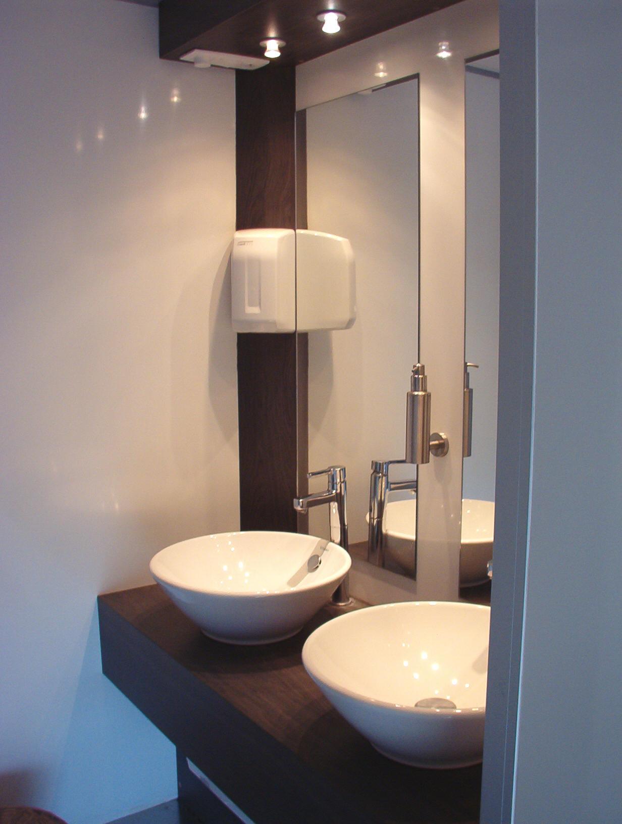 Moderne Toiletten toiletten